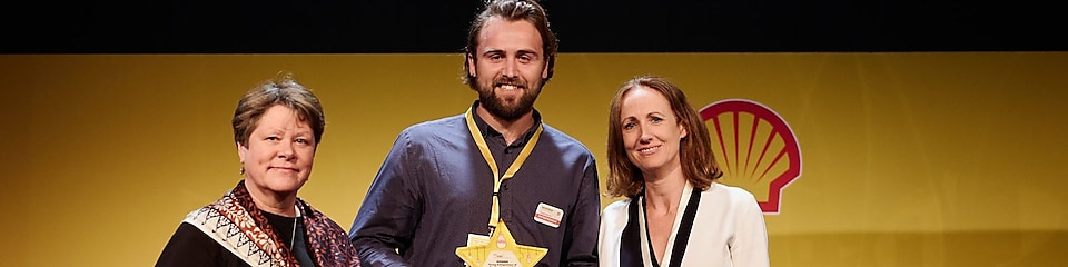 UK Crowns New Young Entrepreneur of the Year