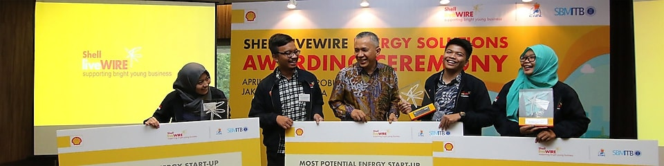 Shell Livewire Energy Solution